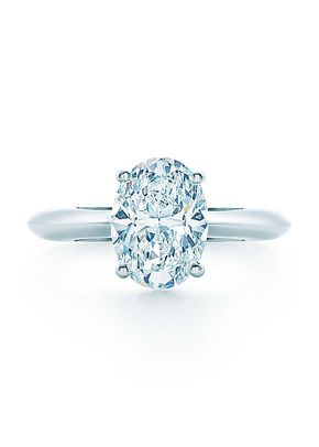 oval shape, Tiffany & Co.