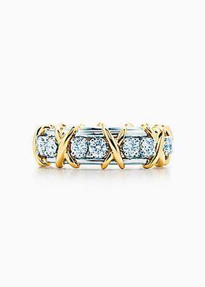schlumberger sixteen stone ring, Tiffany & Co.