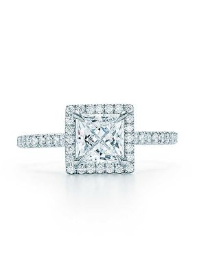 TIFFANY SOLESTE PRINCESS CUT, Tiffany & Co.