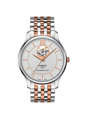 TISSOT TRADITION POWERMATIC 80 OPEN HEART, Tissot