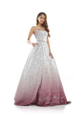 2249WNMULTI, Colors Dress