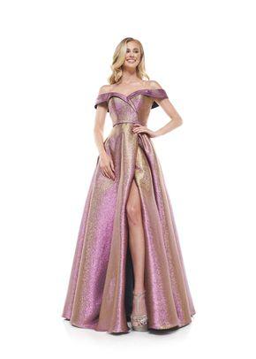 2259FSOMULT, Colors Dress