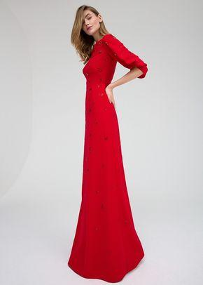 fleur red, Jenny Packham