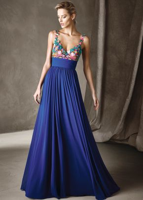 J041, Colors Dress