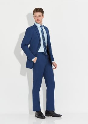 Cobalt Suit, Allure Men