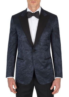 NAVY BLUE BARBERINI, Brioni