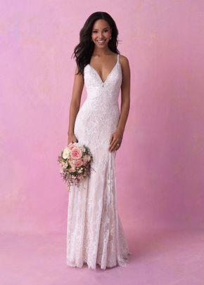 3156 , Allure Bridals