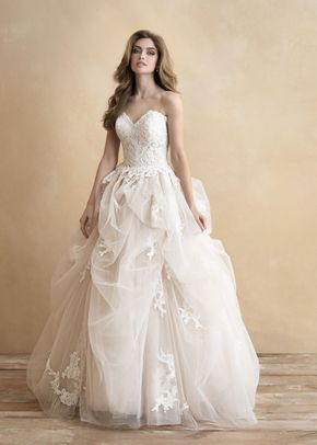 3309, Allure Bridals