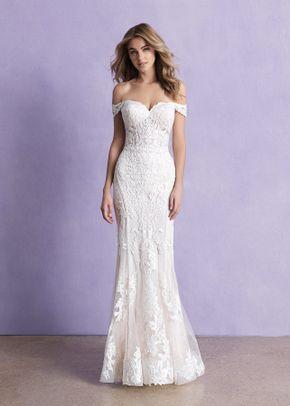 3357, Allure Bridals