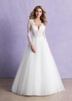 3364, Allure Bridals