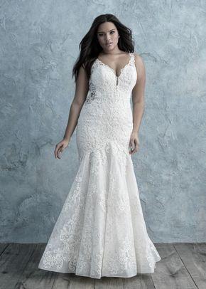 9651, Allure Bridals