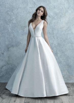 9680, Allure Bridals