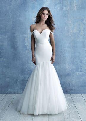 9719, Allure Bridals