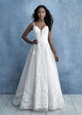 9732, Allure Bridals