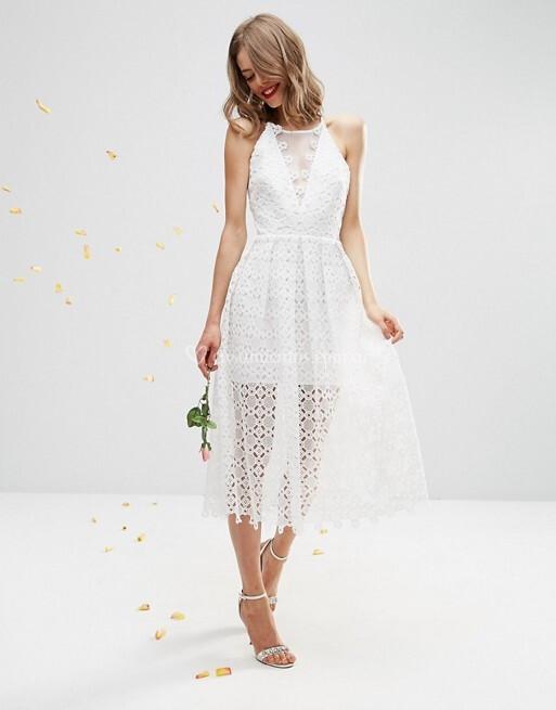 Vestidos de Novia Escote Ilusión - Página 44 - Casamientos.com.ar b5144ea09abc