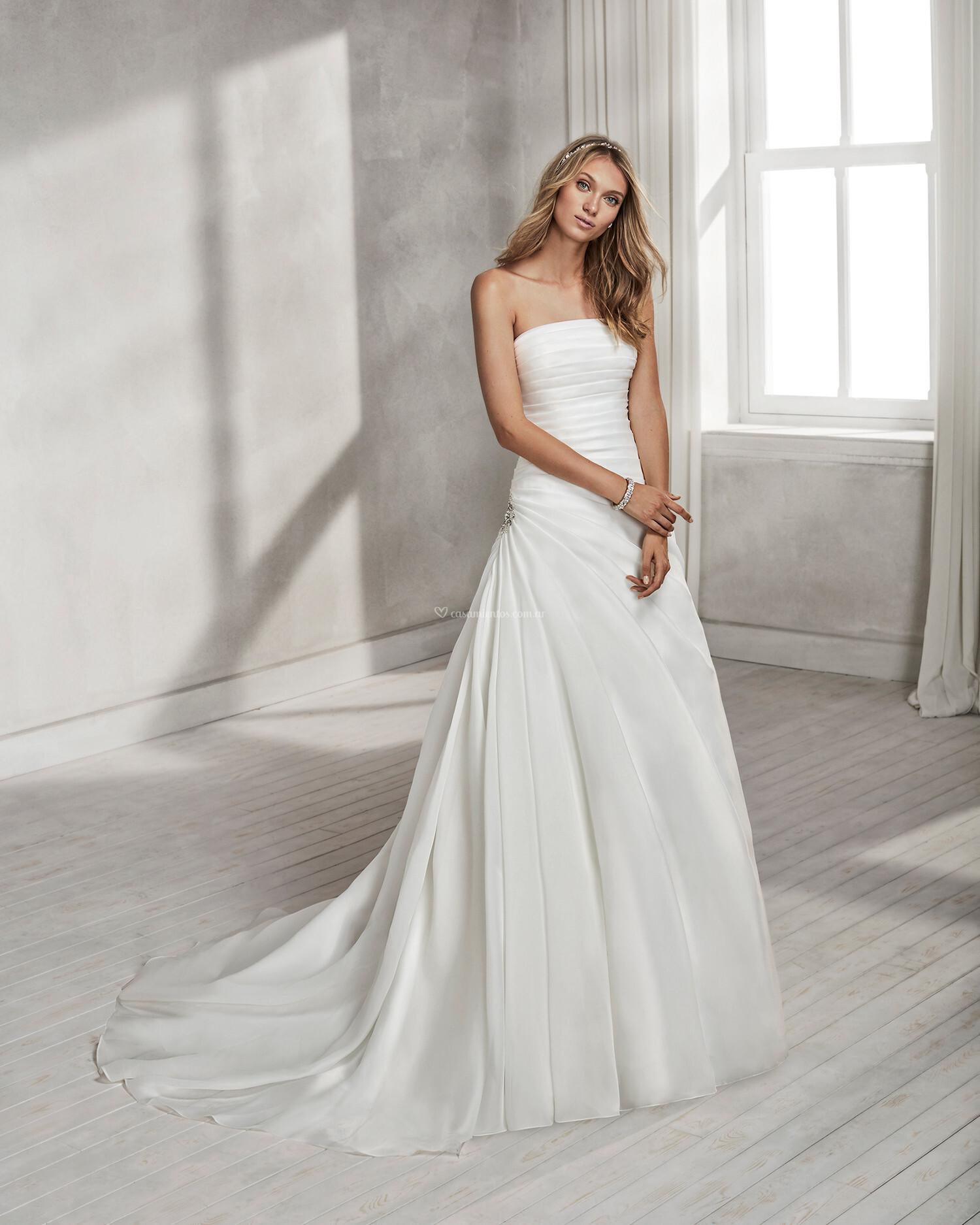 d299893445 Vestidos de Novia de Luna Novias - Página 9 - Casamientos.com.ar