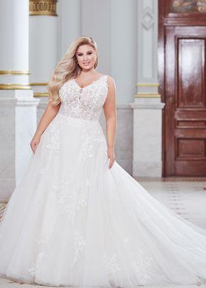 220275w, Mon Cheri Bridals