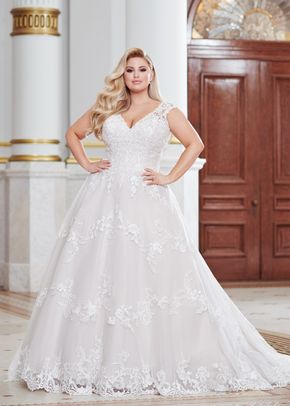 220279w, Mon Cheri Bridals