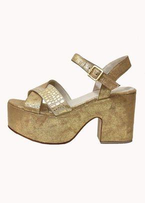 TEXAS 02 ORO , Epica zapatos