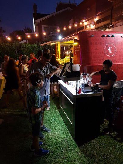 Food Truck + Barra