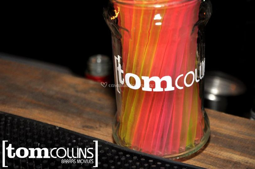 Tom Collins Barras Móviles