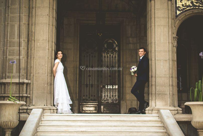 Camila y Diego