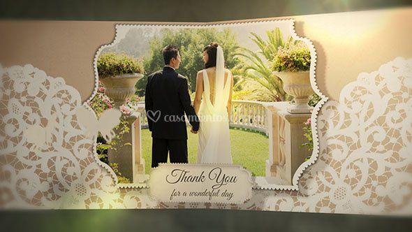 Nueva entrega fotos casamiento