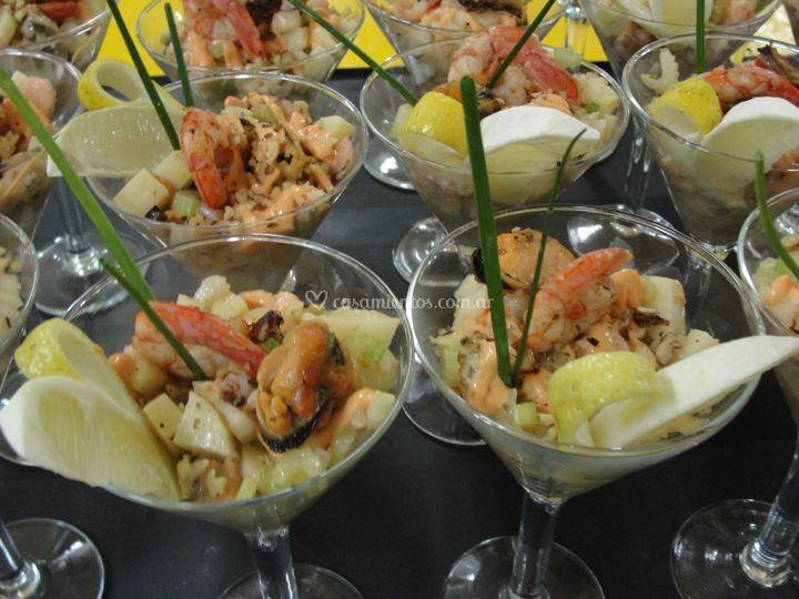 Gastronomía de autor