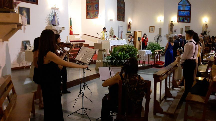 Ceremonia Ntra Sra de Fátima