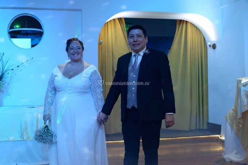 Casamiento Roberto