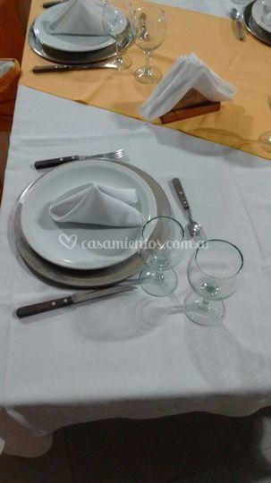 Armado de mesa