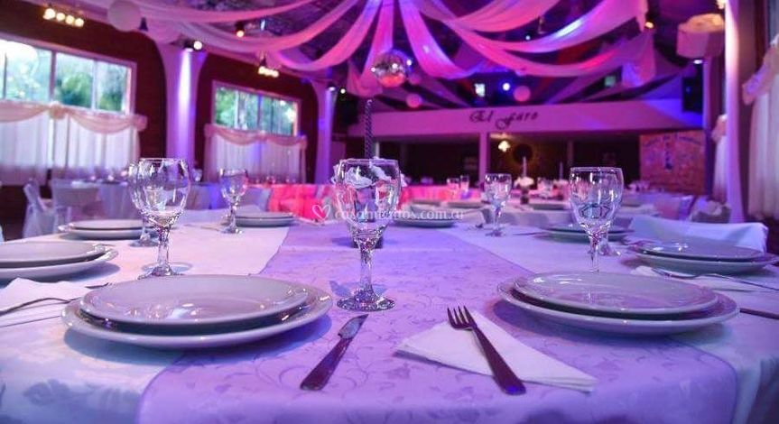Salón de Eventos El Faro