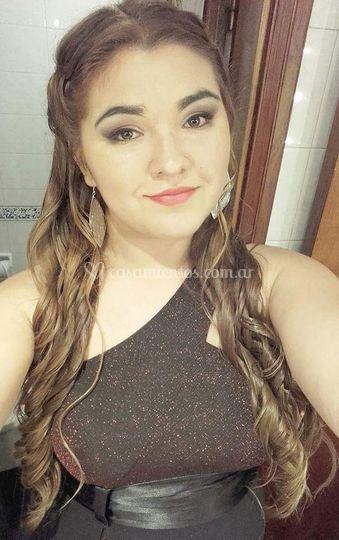 Makeup de Agustina