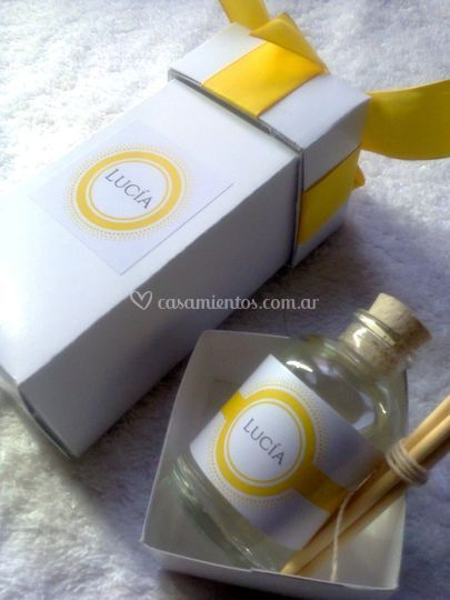 Packaging hecho a mano