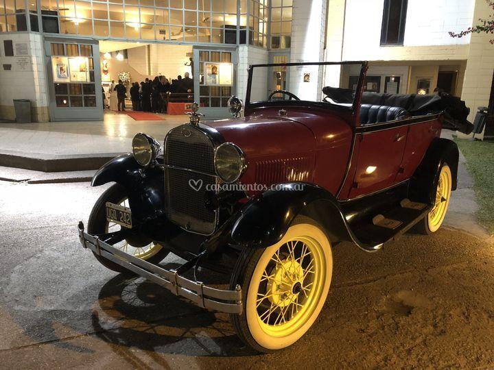 Ford A Phaeton de 1929