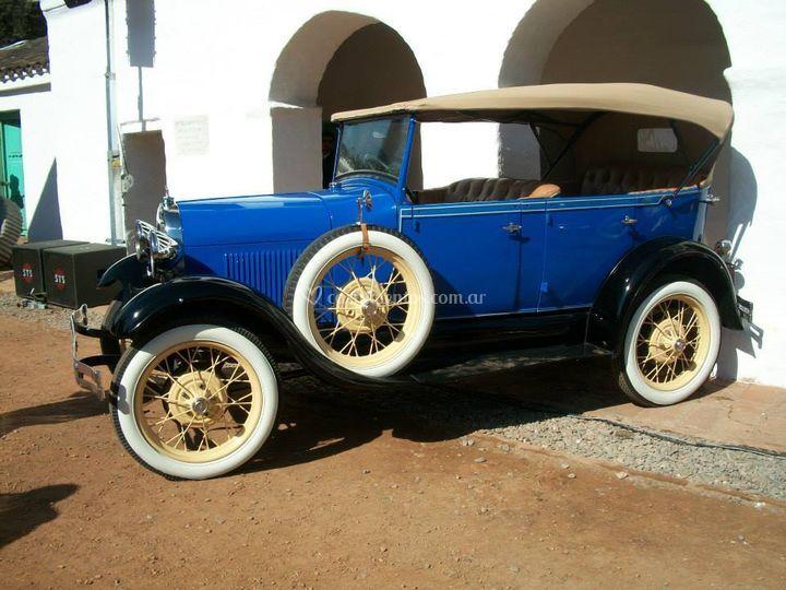 """El Klon - Ford  """"A"""" de 1928"""