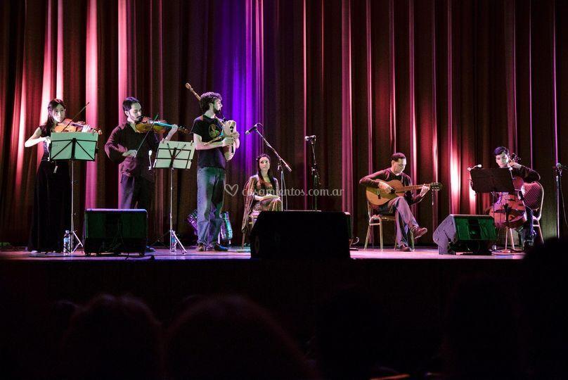 Nunn en Auditorio de Belgrano
