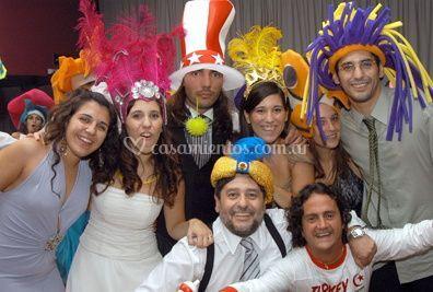 Carnaval carioca - Estudio Fiodal©