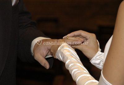 Ceremonia de los anillos - Estudio Fiodal©