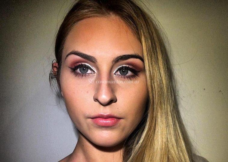 Maquillaje para Juana
