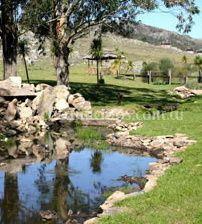 Jardín de la Casa en la Sierra