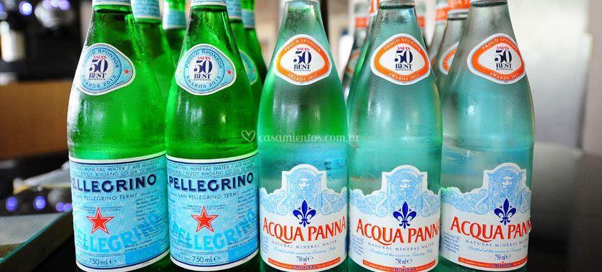 Aguas italianas
