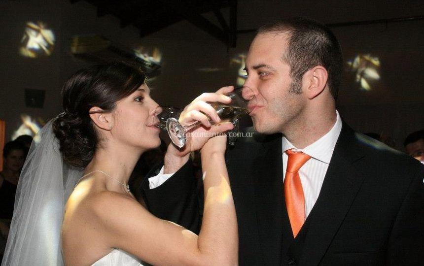 Inmortaliza su boda