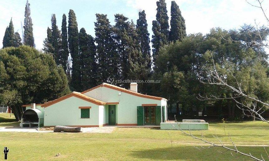 Casa quinta san jos for Jardines de casas quintas