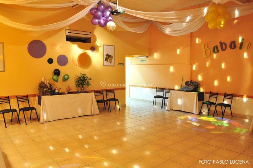 Salón informal