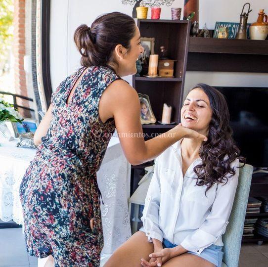 Marina Makeup