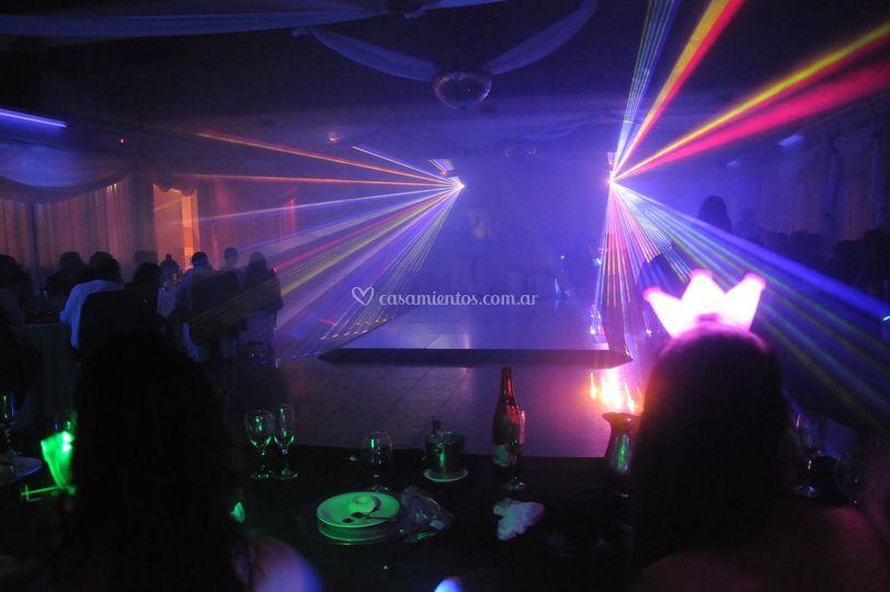 Show de Lasers