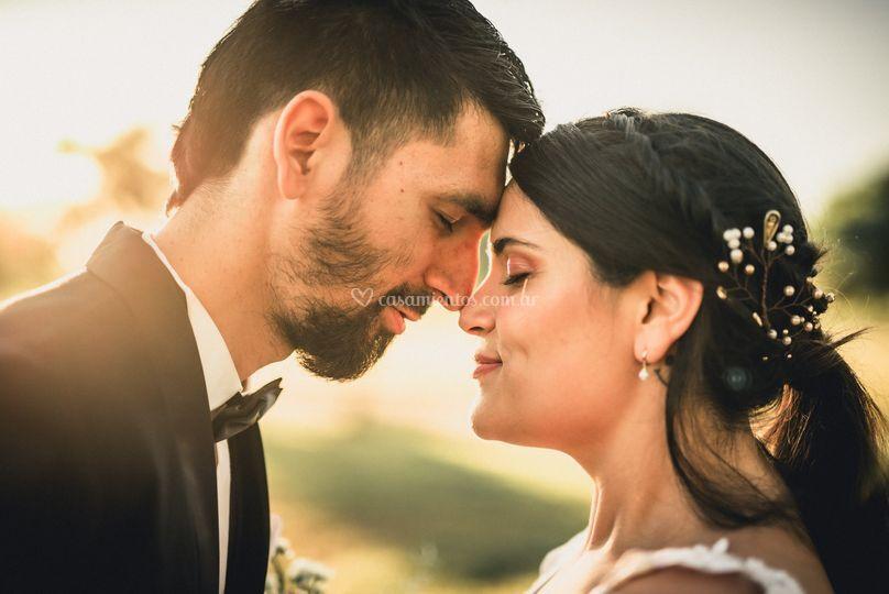 Chochi y Jonhy Casamiento