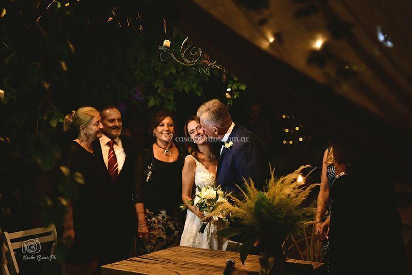 Kary y Edgard casamiento
