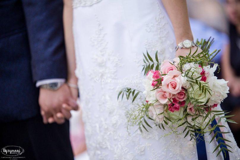 Ramo para la novia